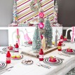 Vintage Christmas Printable Holiday Party Collection - Instant Download